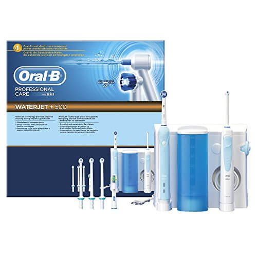 Oral B Professional Care Center 500 Elektrische Zahnbuerste Munddusche In Einem